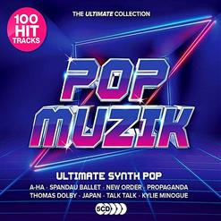 Pop Muzik - Ultimate Synth-Pop Anthems CD 4